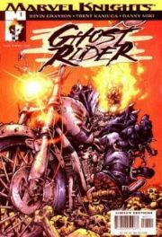 Ghost Rider Comics (Marvel Knights 2001 Series)